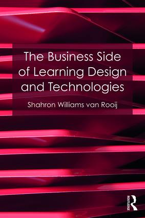 The Business Side of Learning Design and Technologies book cover