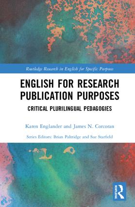 English for Research Publication Purposes: Critical Plurilingual Pedagogies book cover