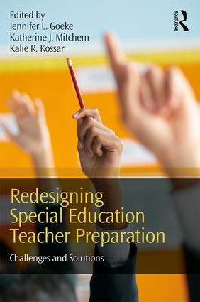Redesigning Special Education Teacher Preparation