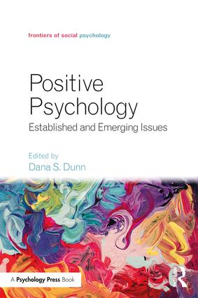 Positive Psychology: Established and Emerging Issues book cover