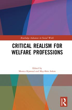 Critical Realism for Welfare Professions book cover