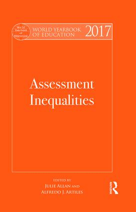 World Yearbook of Education 2017: Assessment Inequalities book cover
