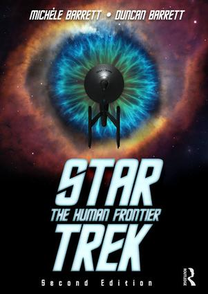 Star Trek: The Human Frontier, 2nd Edition (Paperback) book cover