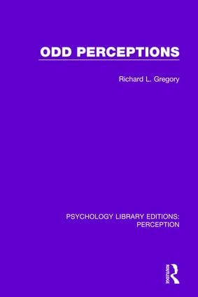 Odd Perceptions: 1st Edition (Paperback) book cover