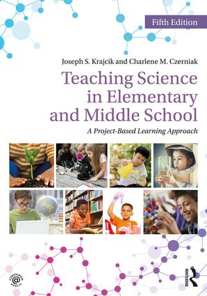 Teaching Science in Elementary and Middle School: A Project-Based Learning Approach, 5th Edition (Paperback) book cover