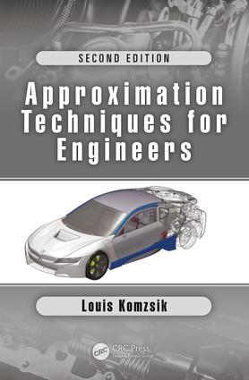 Approximation Techniques for Engineers: Second Edition, 2nd Edition (Hardback) book cover