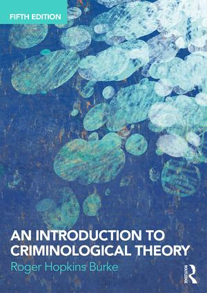 An Introduction to Criminological Theory book cover