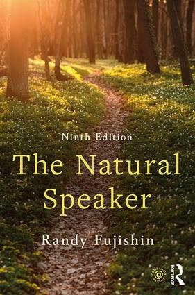 The Natural Speaker: 9th Edition (Paperback) book cover