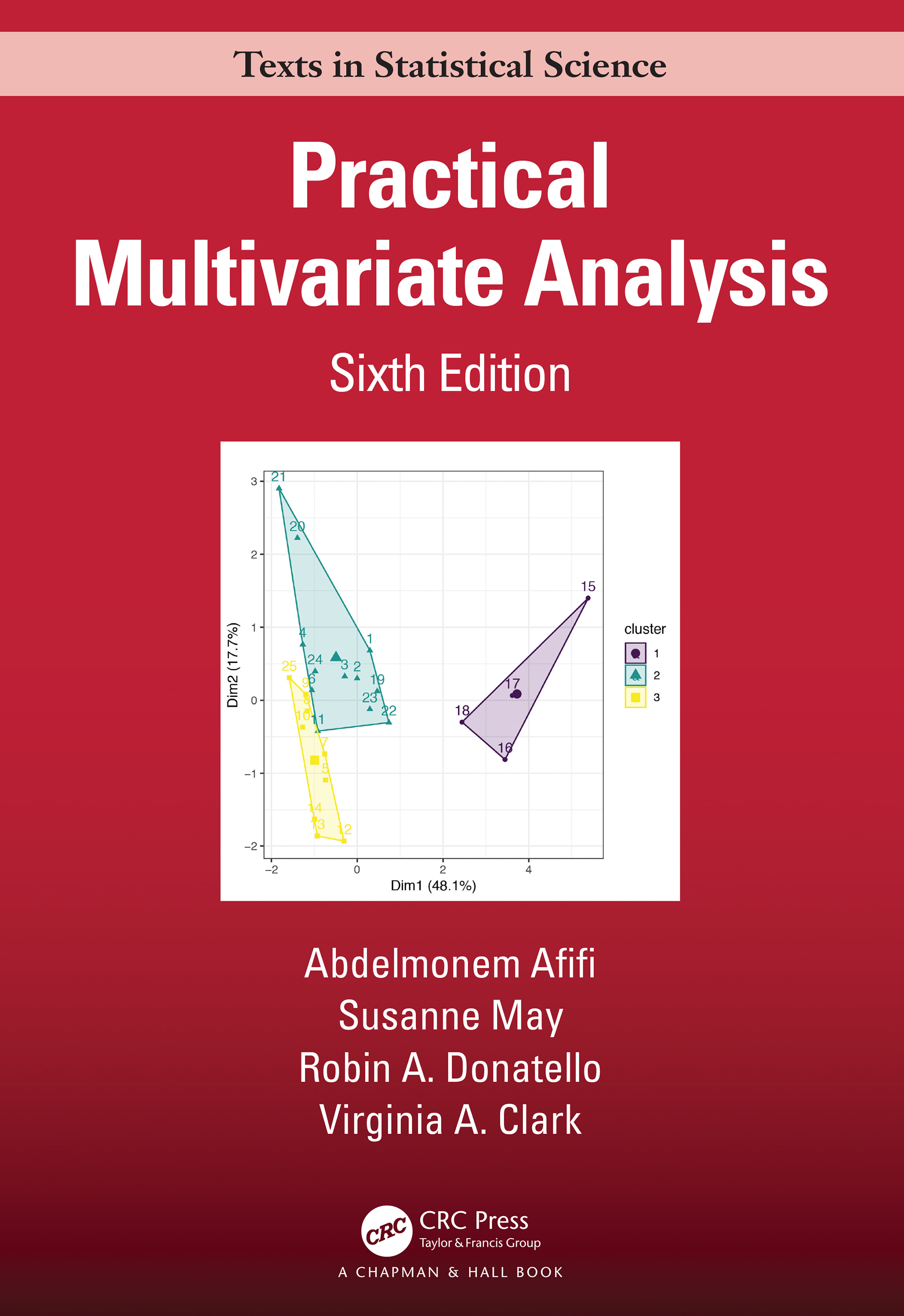 Practical Multivariate Analysis book cover