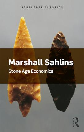 Stone Age Economics book cover