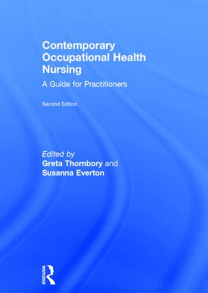 Contemporary Occupational Health Nursing: A Guide for Practitioners book cover