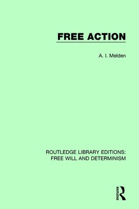 Free Action book cover