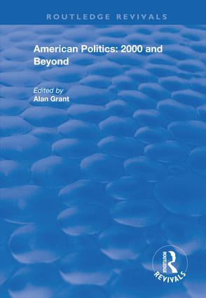 American Politics - 2000 and beyond: 1st Edition (Hardback) book cover