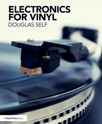 Electronics for Vinyl book cover
