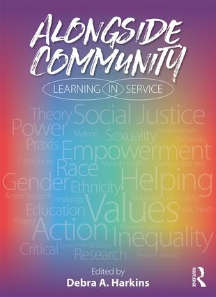 Alongside Community: Learning in Service, 1st Edition (Paperback) book cover