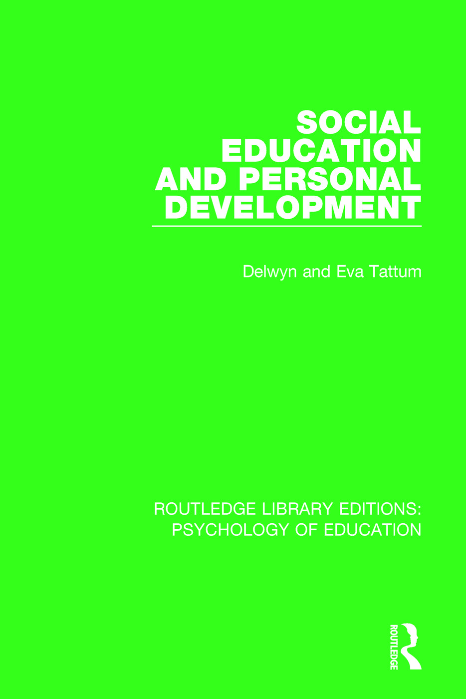 Social Education and Personal Development book cover