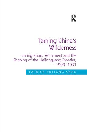 Taming China's Wilderness