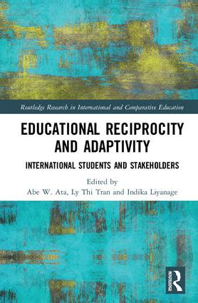 Educational Reciprocity and Adaptivity: International Students and Stakeholders, 1st Edition (Hardback) book cover