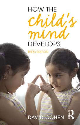 How the Child's Mind Develops: 3rd Edition (Paperback) book cover