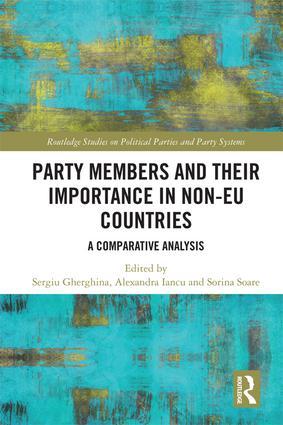 The hidden game of party membership in Ukraine