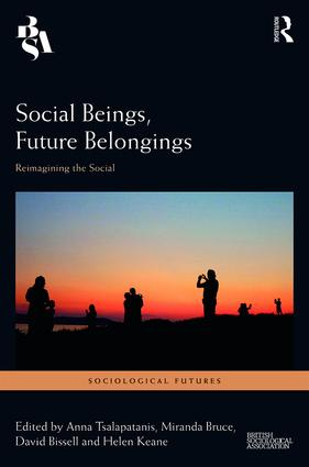Social Beings, Future Belongings: Reimagining the Social book cover