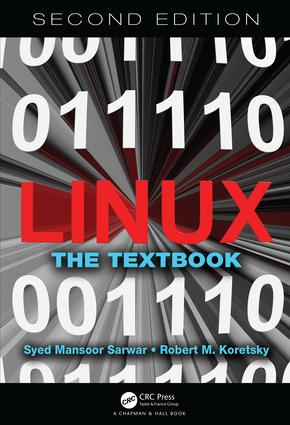 Linux: The Textbook, Second Edition, 2nd Edition (Hardback) book cover