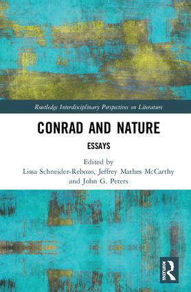 Conrad and Nature: Essays book cover