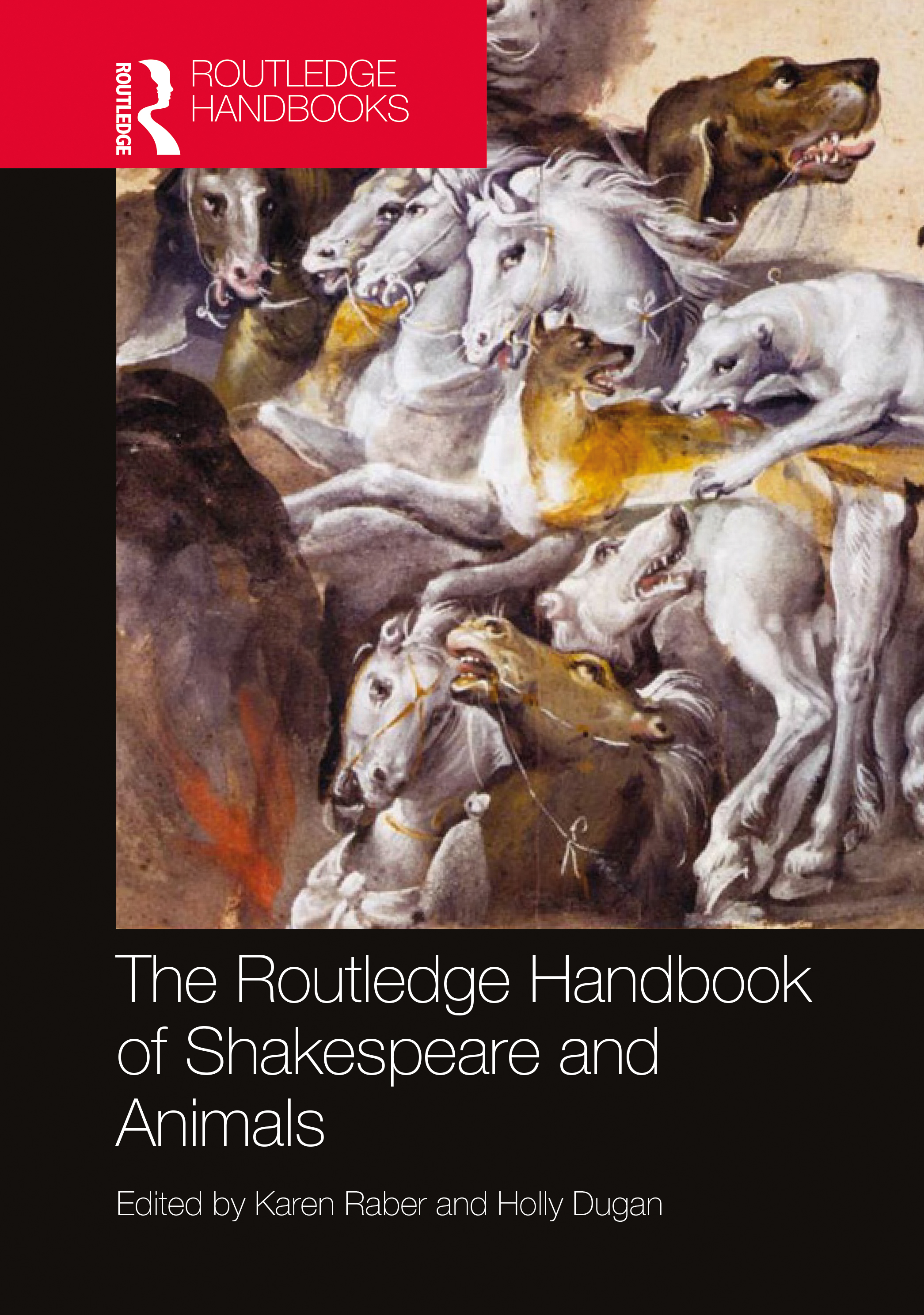 The Routledge Handbook of Shakespeare and Animals book cover