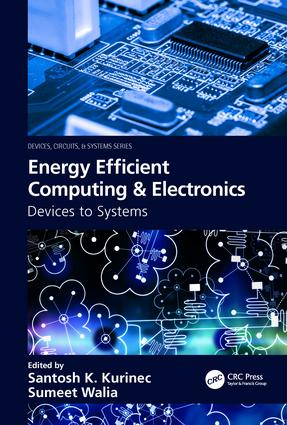 Energy Efficient Computing & Electronics: Devices to Systems book cover