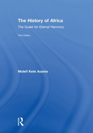 The History of Africa: The Quest for Eternal Harmony book cover