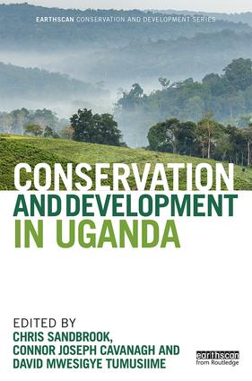 Conservation and Development in Uganda book cover