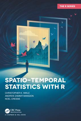 Spatio-Temporal Statistics with R book cover