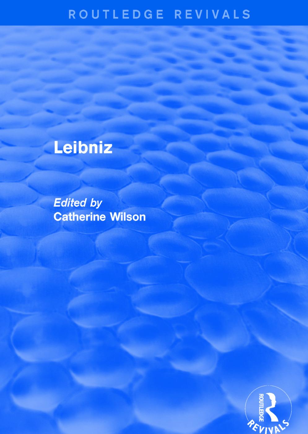 Revival: Leibniz (2001): 1st Edition (Paperback) book cover