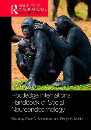 Routledge International Handbook of Social Neuroendocrinology: 1st Edition (Hardback) book cover