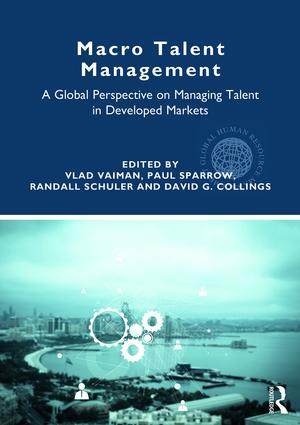 Macro Talent Management: A Global Perspective on Managing Talent in Developed Markets, 1st Edition (Paperback) book cover