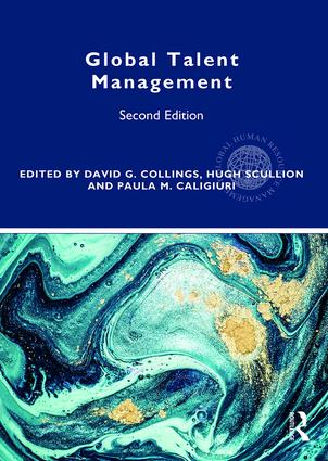 Global Talent Management book cover