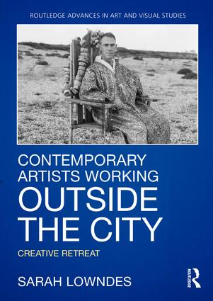 Contemporary Artists Working Outside the City: Creative Retreat book cover
