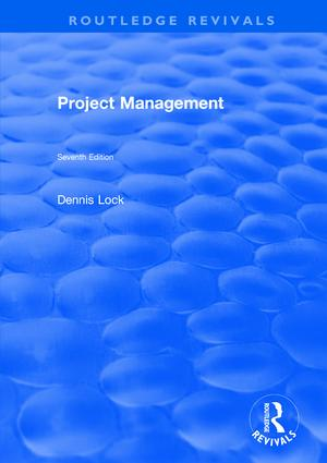 Project Management: 1st Edition (Hardback) book cover