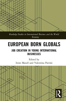 European Born Globals: Job creation in young international businesses (Hardback) book cover
