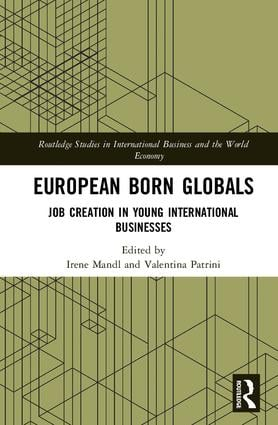 European Born Globals: Job creation in young international businesses, 1st Edition (Hardback) book cover
