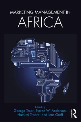 Marketing Management in Africa: 1st Edition (Paperback) book cover