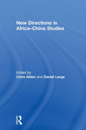 New Directions in Africa–China Studies book cover