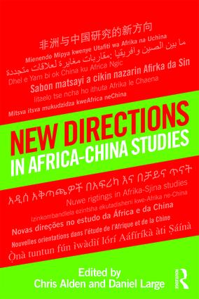 New Directions in Africa–China Studies