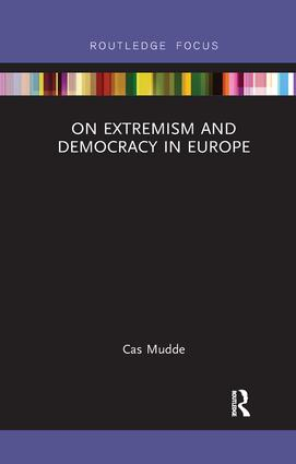 On Extremism and Democracy in Europe book cover