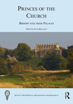 Princes of the Church: Bishops and their Palaces, 1st Edition (Hardback) book cover