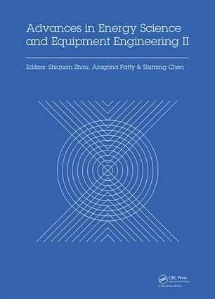 Advances in Energy Science and Equipment Engineering II: Proceedings of the 2nd International Conference on Energy Equipment Science and Engineering (ICEESE 2016), November 12-14, 2016, Guangzhou, China, 1st Edition (Hardback) book cover