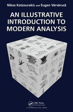 An Illustrative Introduction to Modern Analysis: 1st Edition (Hardback) book cover