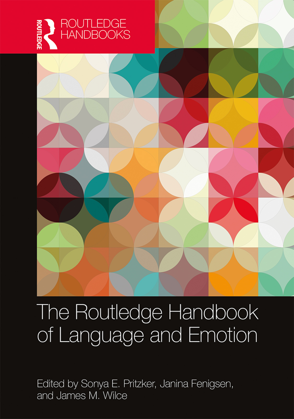 The Routledge Handbook of Language and Emotion book cover