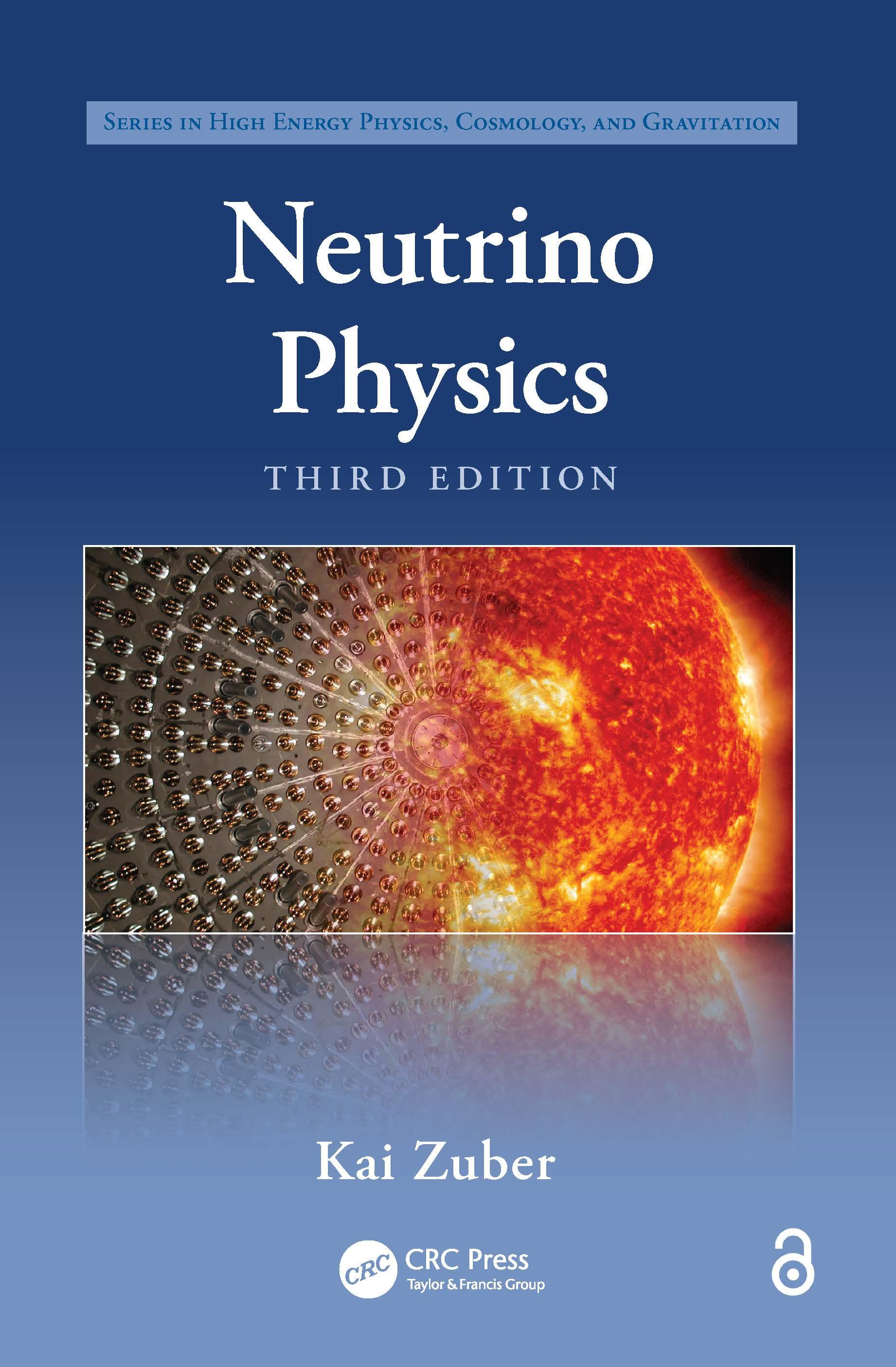 Neutrino Physics book cover