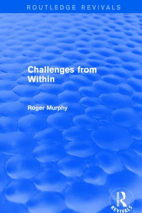 Challenges from Within book cover